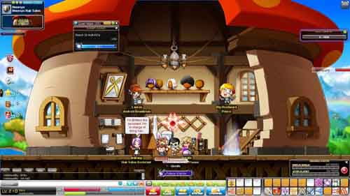 Best in MapleStory M